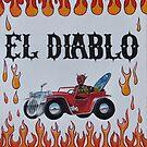 El Diablo by Lee Twigger