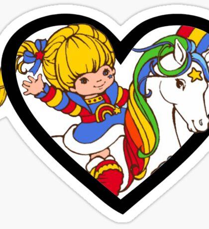 Brite Love Sticker