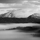Glen Spean - The End Of A Day by Kevin Skinner