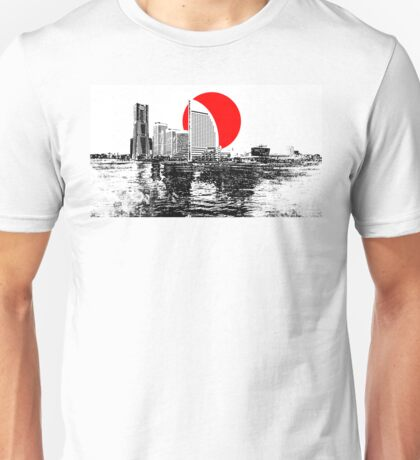 Japan - Yokohama Unisex T-Shirt
