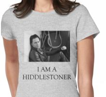 Hiddlestoner Womens Fitted T-Shirt