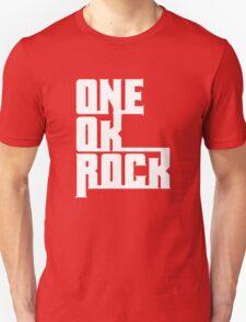 One OK Rock japanese rock band black Unisex T-Shirt