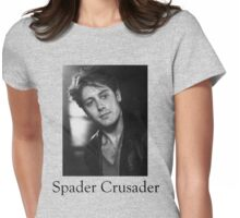 Spader Crusader Womens Fitted T-Shirt