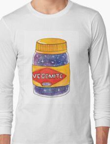 Space Vegemite Long Sleeve T-Shirt