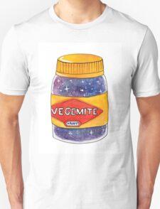 Space Vegemite Unisex T-Shirt