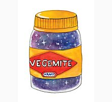 Space Vegemite Womens Fitted T-Shirt