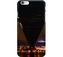Under a Bridge iPhone Case/Skin