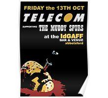 Telecom at the IDGAFF 2006 11 Poster