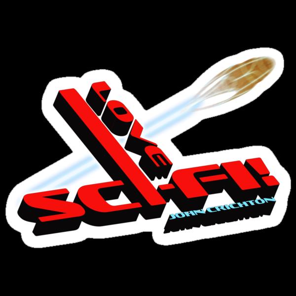 I LOVE SCI-FI!!  by maclac