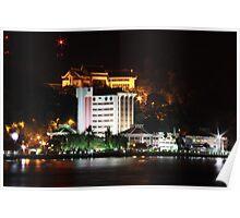 Brunei River Poster