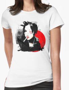 Sheena Ringo Womens Fitted T-Shirt