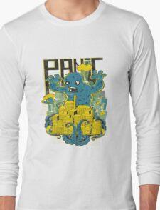 Panic! Long Sleeve T-Shirt