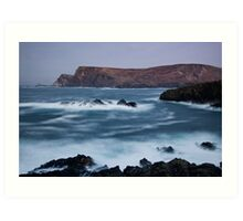 glen head Art Print