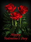 Happy Valentine's Day by Sandy Keeton