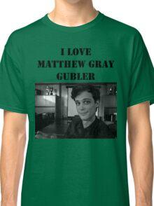 I <3 Matthew Gubler Tee Classic T-Shirt