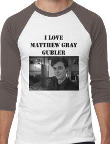 I <3 Matthew Gubler Tee Men's Baseball ¾ T-Shirt