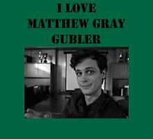 I <3 Matthew Gubler Tee Womens Fitted T-Shirt