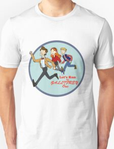 Let's Run to Gallifrey One T-Shirt