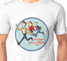 Let's Run to Gallifrey One Unisex T-Shirt