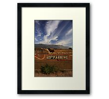 No Title Needed Framed Print