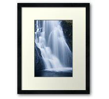 gently Framed Print
