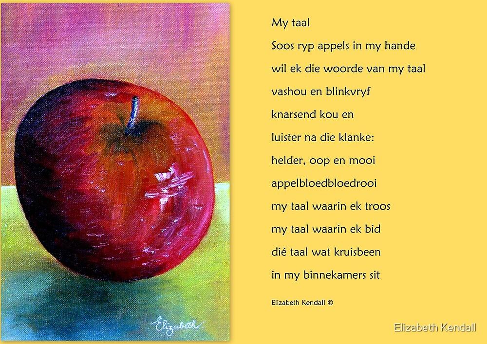 Woorde by Elizabeth Kendall