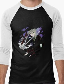 soul eater maka albarn anime manga shirt Men's Baseball ¾ T-Shirt