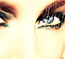Making Eye Contact by Jennifer Rhoades