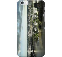 Story Bridge and storm clouds iPhone Case/Skin