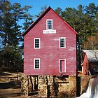 Starrs Mill  III by Mattie Bryant