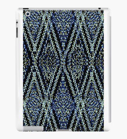 Argyle Knit iPad Case/Skin