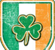 Letterkenny, Ireland with Shamrock Sticker