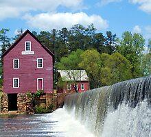 Starrs Mill IV by Mattie Bryant