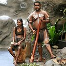 Tjapukai Performers by fnqphotography