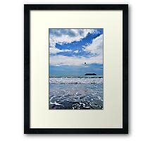 Manuel Antonio, Costa Rica Framed Print