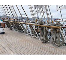 Libertad - Argentine Navy training ship (4) Photographic Print