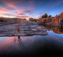 Cliff Difference by Bob Larson