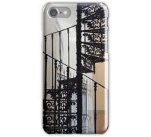 The Elegance Of Cast Iron iPhone Case/Skin