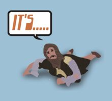 "Monty Python ""It's!"" Man by dodadue89"