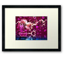 Hearts in Atlantis Framed Print