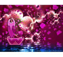Hearts in Atlantis Photographic Print