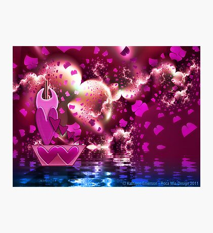 Hearts in Atlantis Photographic Print