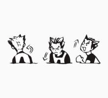 Haikyuu!! - Fukurodani - The State of the Ace by TrashCat