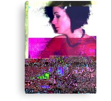 Can you put the book back up Metal Print