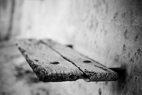 nobody sit by Victor Bezrukov