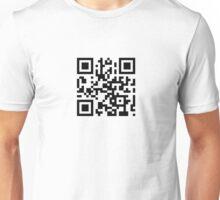 dont scan my shirt! Unisex T-Shirt