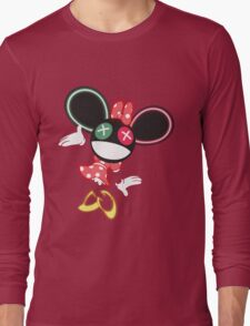 The Mouse is in da House V2 Long Sleeve T-Shirt