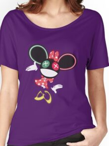 The Mouse is in da House V2 Women's Relaxed Fit T-Shirt