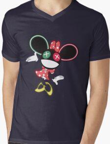 The Mouse is in da House V2 Mens V-Neck T-Shirt