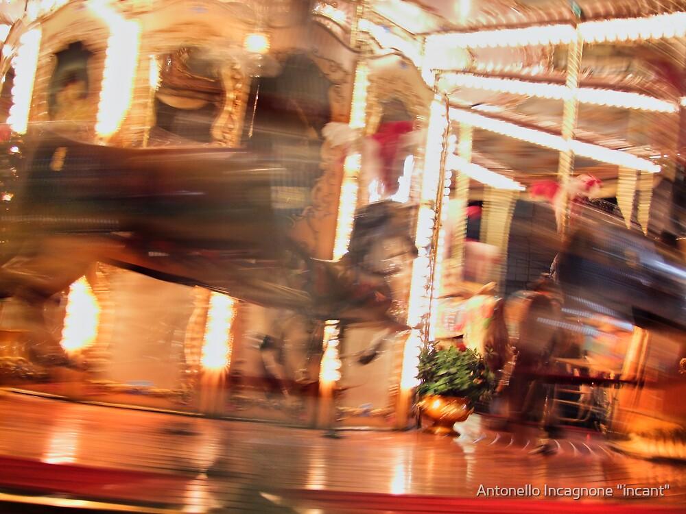 "carousel 2 by Antonello Incagnone ""incant"""
